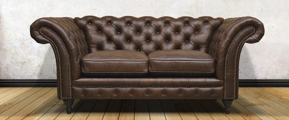 двухместный диван честер